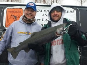 Niagara River Steelhead Fishing Charter