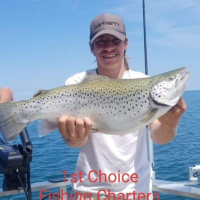 Brown Trout / 1st Choice Charters