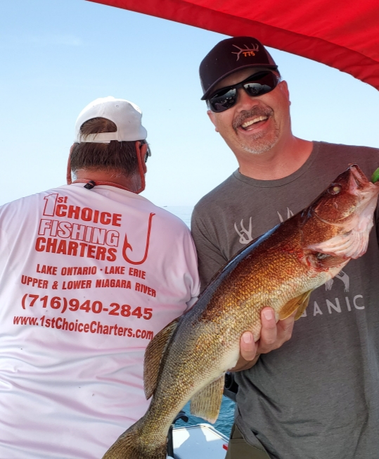 Captains Walleye
