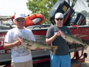 Lake Erie Walleye Fishing Trips