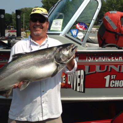 Randys Salmon 2013