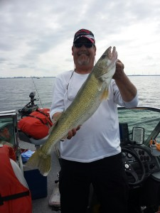 Lake Erie & Lake Ontario Fishing Charter Captain