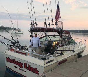 Lake Ontario & Lake Erie Guided Fishing